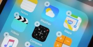 iPhone ile Yüklü Gelen Uygulamalar Nasıl Silinir?