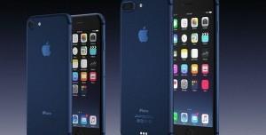 iPhone 7'de Yeni Renk Seçeneği: Deep Blue