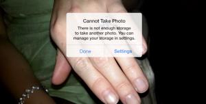 iPhone'da Fotoğraflar İçin Daha Fazla Yer Açma