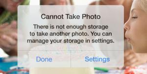iPhone Hafıza Dolu Uyarısından Kurtulmak İçin Yapabileceğiniz 5 Hızlı Ayar