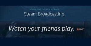 Steam Canlı Yayın Özelliği Nasıl Kullanılır