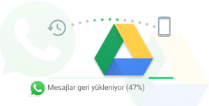 WhatsApp Mesajları Google Drive'a Nasıl Yedeklenir?