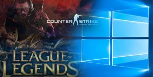 Windows 10 Oyunlarda Kasma - Düşük FPS Sorunu Çözümü