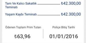Anadolu Hayat Emeklilik Mobil Şube