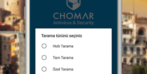 CHOMAR Antivirüs