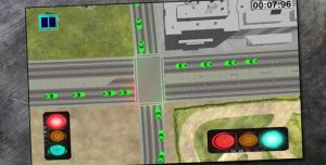 City Traffic Light Simulator