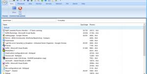 MYPC Process Monitor