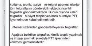 PTT Telgraf
