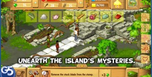 The Island Castaway: Lost World
