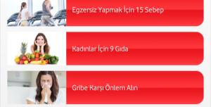 Vodafone Cep Sağlık