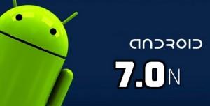 Android 7.0 N Arayüzü Görüntüleri Sızdırıldı