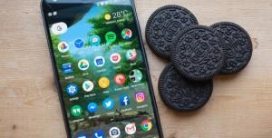Android Oreo Hala İstatistiklere Girmeyi Başaramadı