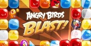 Angry Birds Blast Çıktı, Hemen İndirin