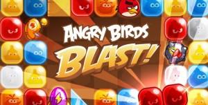 Angry Birds Serisinin Yeni Oyunu Angry Birds Blast Geliyor