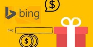 Microsoft, Google Yerine Bing Kullananlara Ödeme Yapacak