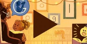 Dünya Kadınlar Günü 2017 için Google'dan Yeni Doodle