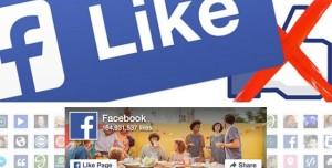 Webmaster'ların Dikkatine: Facebook 'Like Box'u Kaldırıyor