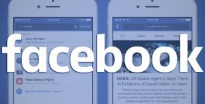 İletilerinizi Gizleyin, Facebook Search FYI Arama Motoru Hizmete Giriyor