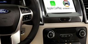 Ford'un Tüm Modelleri 2017'de Apple Car Play ve Android İşletim Sistemi Kullanacak