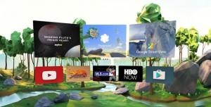Daydream View VR'ın Özellikleri ve Fiyatı Belli Oldu