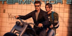 Kült Film Terminatör 2, GTA 5 Modu Olarak Huzurlarınızda