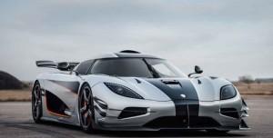 Ellerinizi Kullanmadan 0-300 km/s Sürat Rekoru Nasıl Kırılır? İşte Koenigsegg One:1