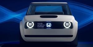 Honda Urban EV, Hem Retro Hem Modern Yeni Şehir Aracı