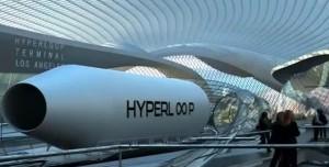 Hyperloop Ulaşım Teknolojisi Atlantik Okyanusunun Öte Yakasına Geçecek