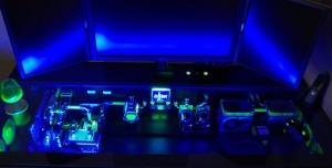 Lian-Li Bilgisayar Masası, Sadece Masa Değil Tek Başına Bir Bilgisayar