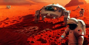 Mars'ta Koloni Kuracak Kadar Cesaretli ve Terbiyeli miyiz?
