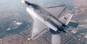 Milli Jetimiz TF-X, Semalarda Fotoğraflandı