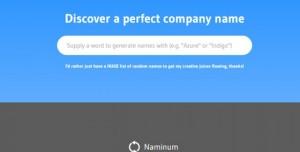 Şirket Kuracaklara İsim Öneren Web Sitesi