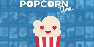 Korsan Film İndirmeye Paydos, Popcorn Time Artık Tarayıcılarda