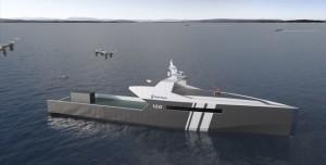 Rolls-Royce'un Otonom Deniz Devriyeleri Sularda Güvenliği Sağlayacak