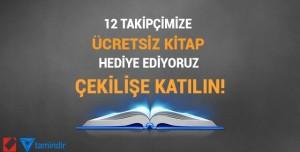 Tamindir ve Seçkin Yayıncılık'tan 12 Muhteşem Kitap Kampanyası (Kazananlar Açıklandı!)