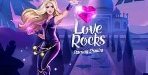 Rovio İçinde Kuş Uçmayan Oyunu Love Rocks'ta Shakira'yı Oyun Kahramanı Yapıyor