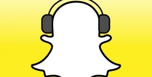 Snapchat ile Müzikli Video Devri Başladı