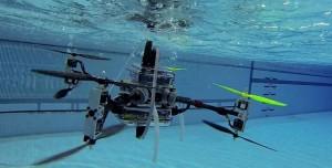 Denizlere Petrol Sızmasını Önleyecek Drone: Naviator