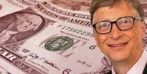 Bill Gates Resmen Dünyanın İlk Trilyonerlerinden Biri Olmak Üzere
