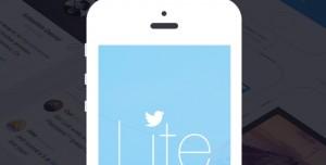 Twitter'ın Tasarruflu Sürümü 'Twitter Lite' Duyuruldu