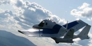 Uçan Araba Devri Terrafugia ile Başlıyor