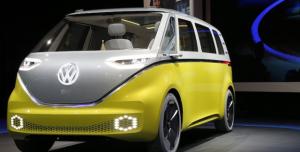 Volkswagen'in Elektrikli ve Otonom Hippisi, Volkswagen ID Buzz'a Hayran Kalacaksınız