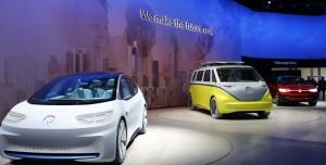 Volkswagen, 2030 Yılında Sadece Elektrikli Araç Üreteceğini Açıkladı