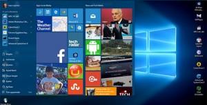 İşte Windows 10'un Türkçe Ekran Görüntüleriyle 12 Yeni Özelliği