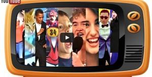 You Tube'un 10'uncu Yılı Muhteşem Bir Video Kliple Kutlanıyor