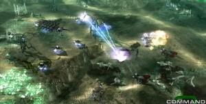 Command & Conquer 3 Tiberium Wars Demo