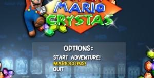 Super Mario Crystals