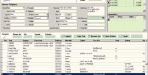 A-Müşteri Sipariş ve Satış Programı