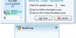 Messenger Plus! Live World Cup 4