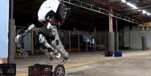 Boston Dynamics Yeni Robotu Handle'ı Tanıttı
